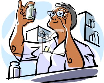 Iv Medication Clipart