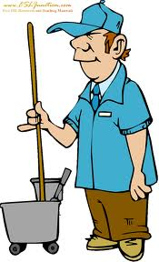 Clip Art Janitor Clipart janitor uniforms clipart kid good bye and luck crown primary school