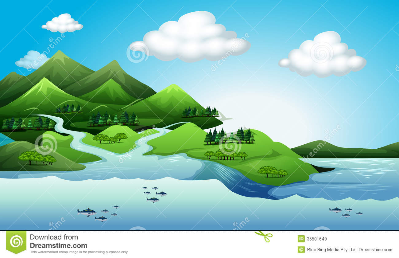 Land Clipart Land And Water Resources