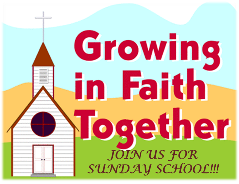 Sunday School Classes Children Ages 3 Adult 9 00 Am Every Sunday Women