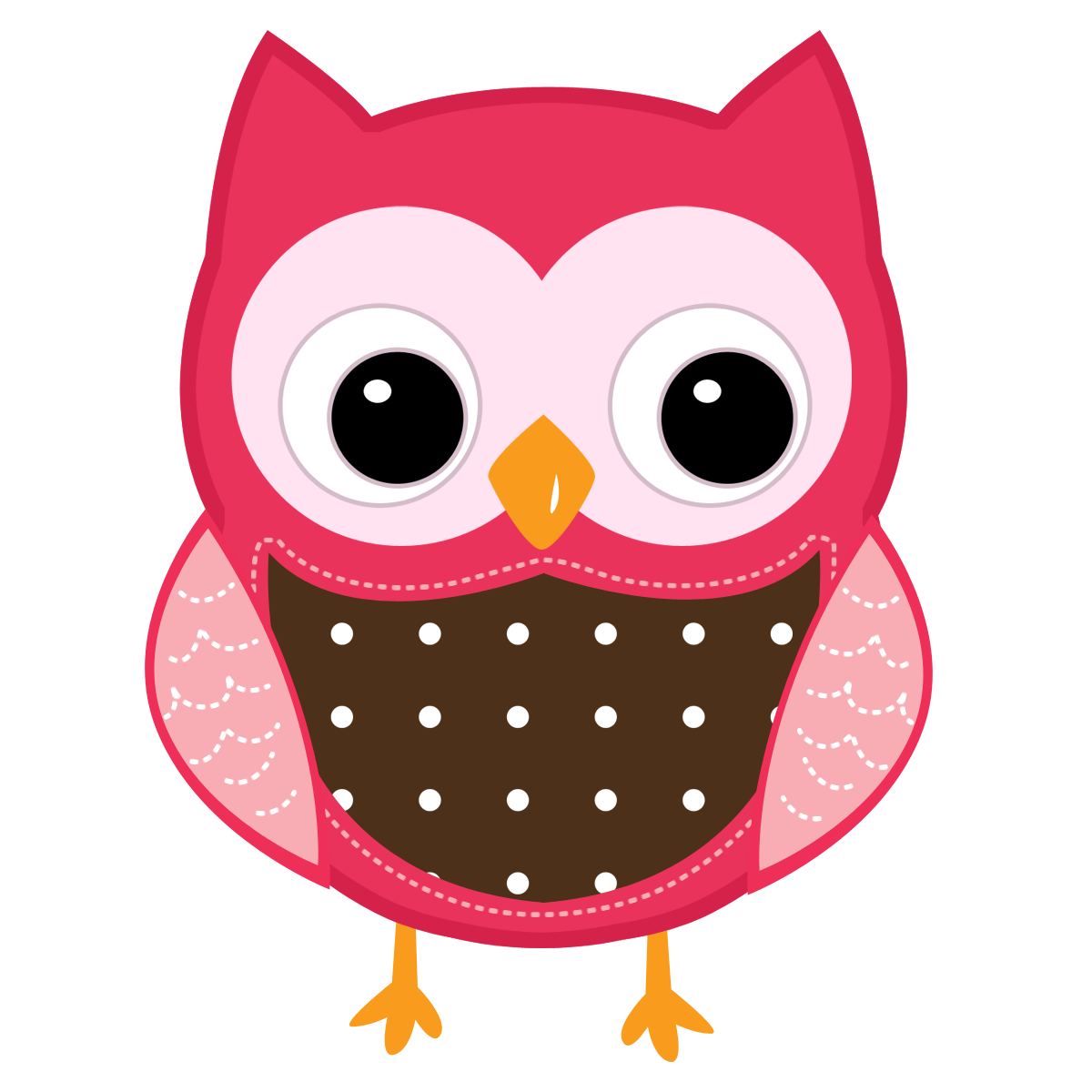 14 Cartoon Owl Face Free Cliparts That You Can Download To You