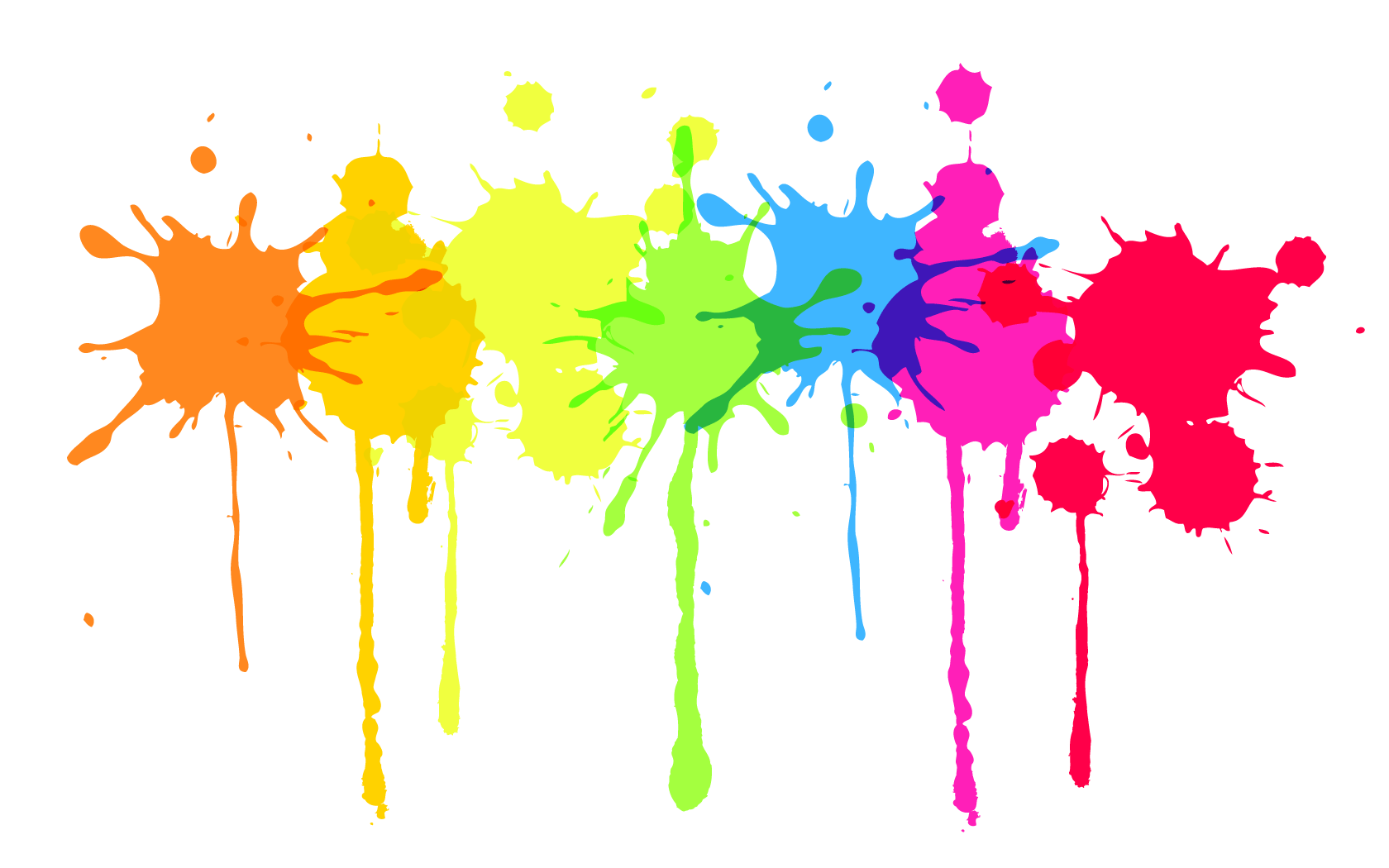 20 Paint Splatter Transparent Background Free Cliparts That You Can
