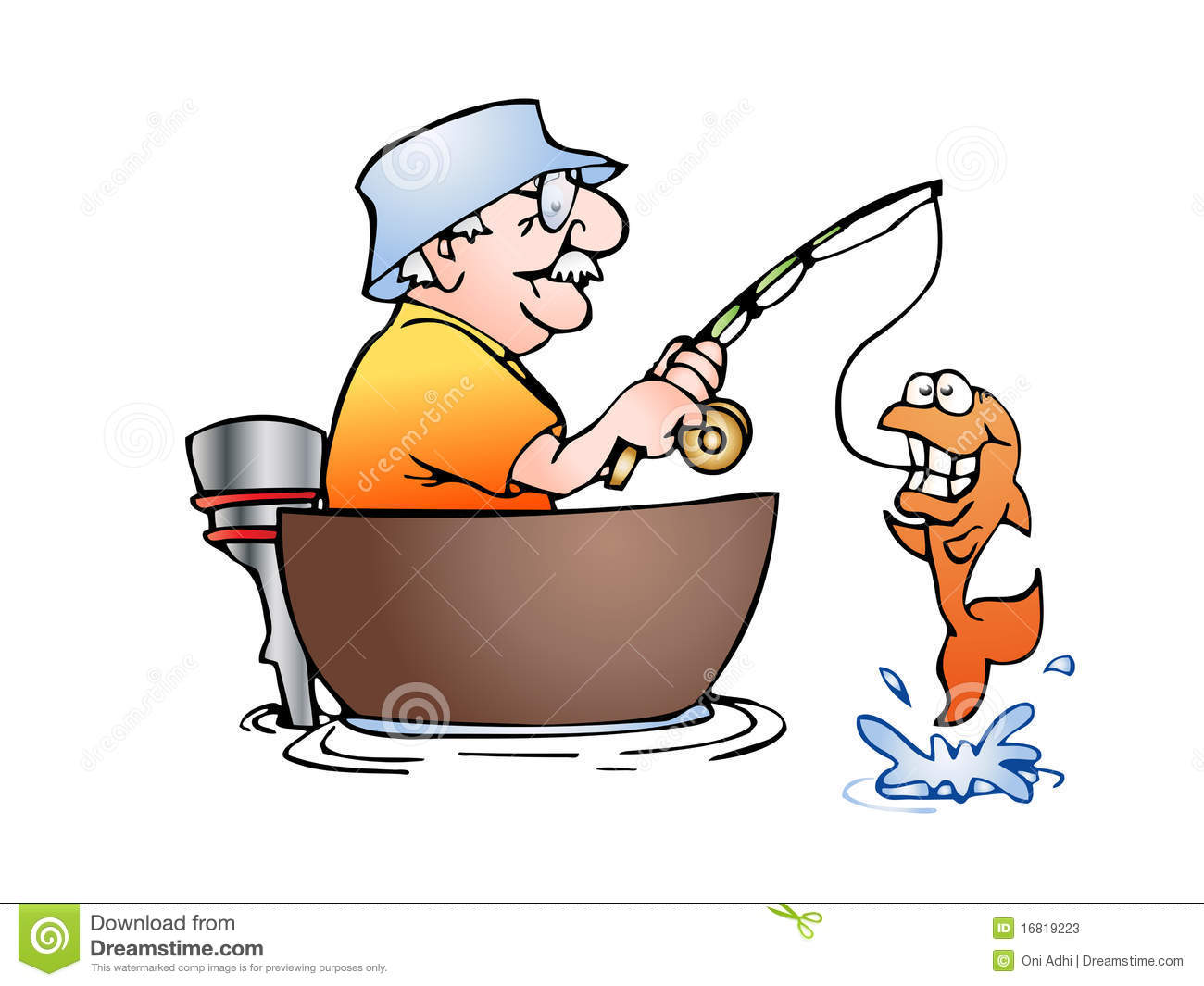 people fishing clip art � cliparts