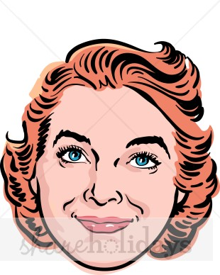 Cartoon Mom Clipart   Mother S Day Clipart