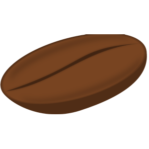 Coffee Bean Clipart Cliparts Of Coffee Bean Free Download  Wmf Eps