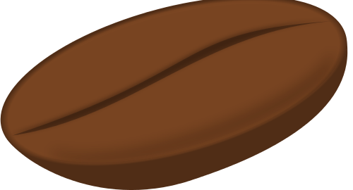 Coffee Bean   Http   Www Wpclipart Com Plants Seeds Nuts Coffee Bean