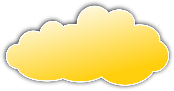 Color Cloud Yellow    Weather Clouds Color Clouds Color Cloud Yellow