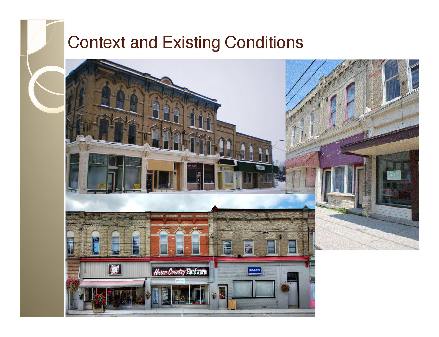 Displaying 19  Images For   Small Town Main Street Clipart