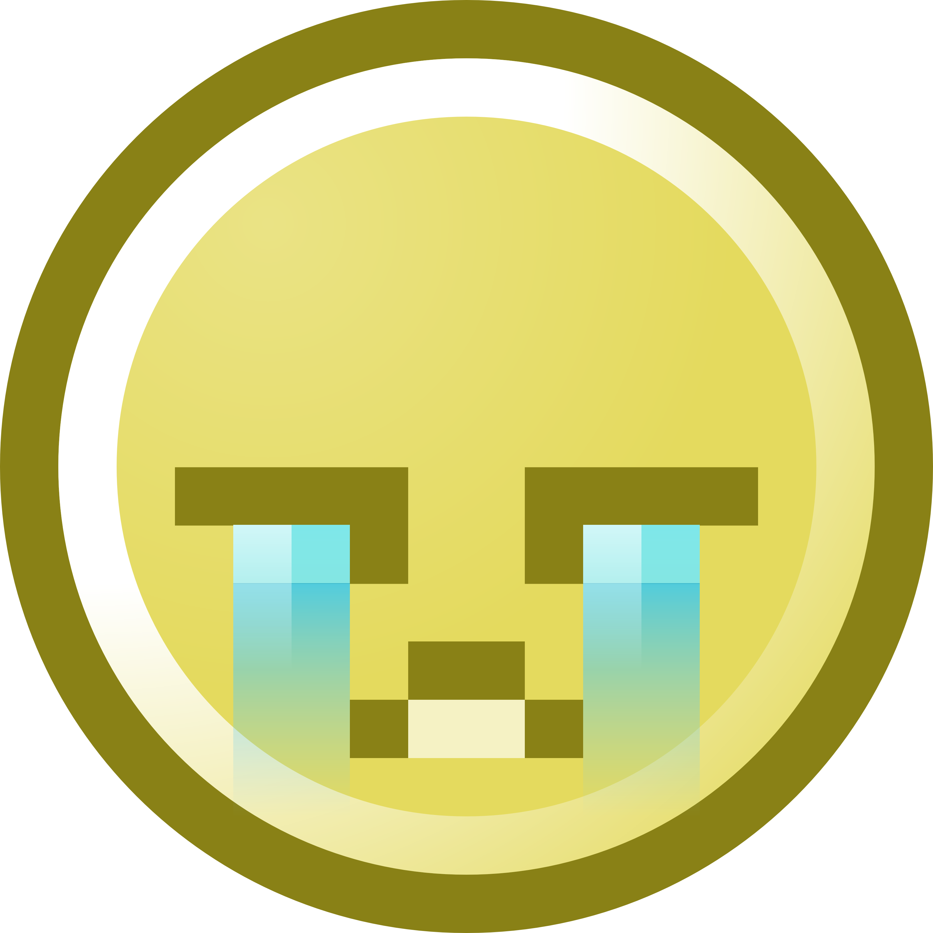 Free Crying Smiley Face Clip Art Illustration By 000128