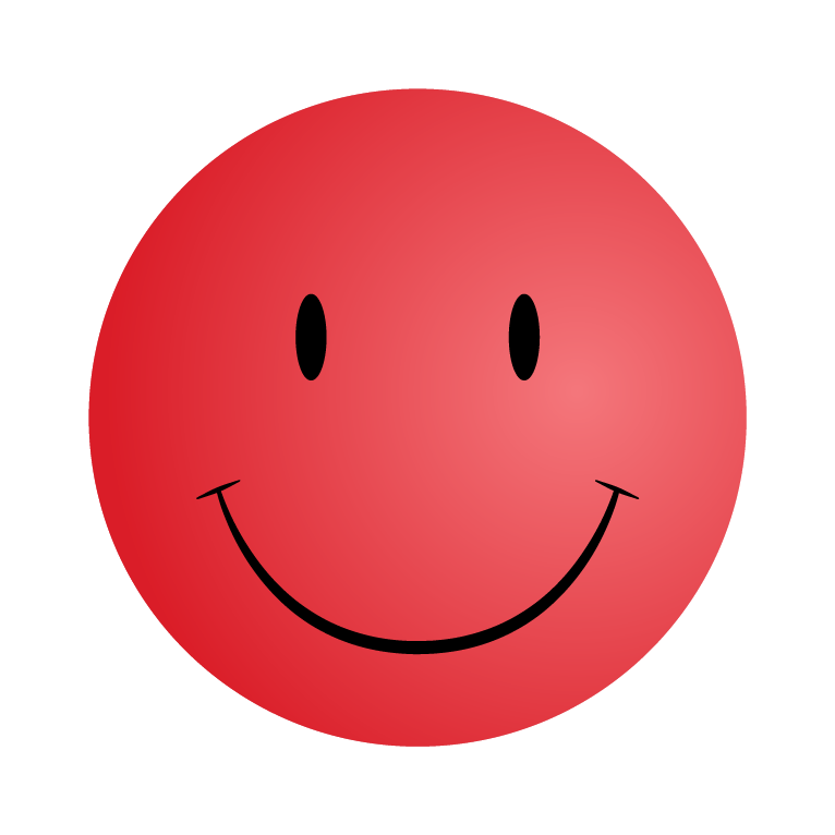 red smileys clipart   clipart suggest
