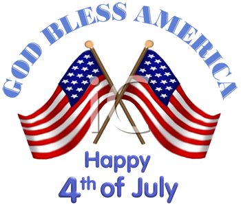 4th Of July Free Clipart - Clipart Suggest