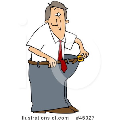 Clip Art Weight Loss