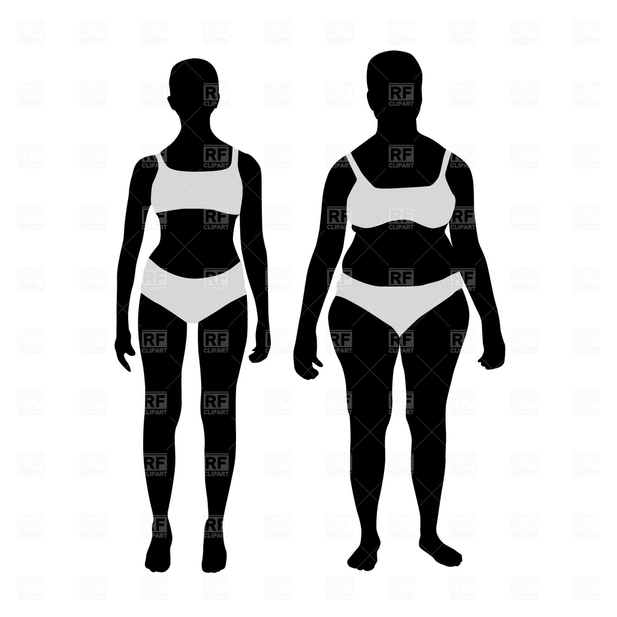 Weight Loss 1825 People Download Royalty Free Vector Clipart  Eps
