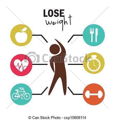 Clip Art Weight Loss