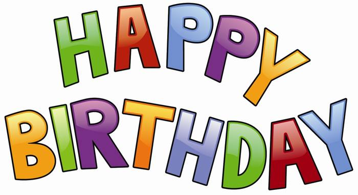 Happy Birthday Signs Clipart - Clipart Kid