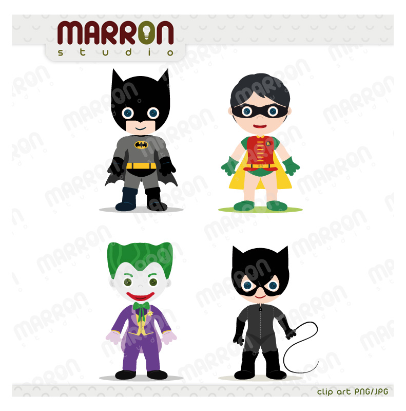 Batman And Robin Clipart Images   Pictures   Becuo