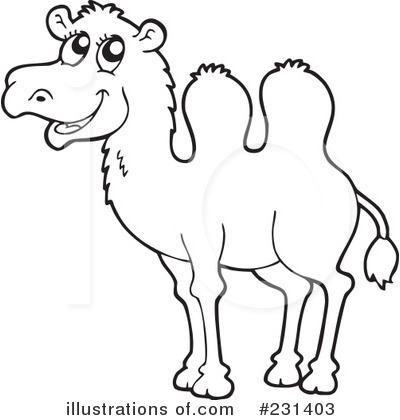 Camel Clipart  231403   Illustration By Visekart