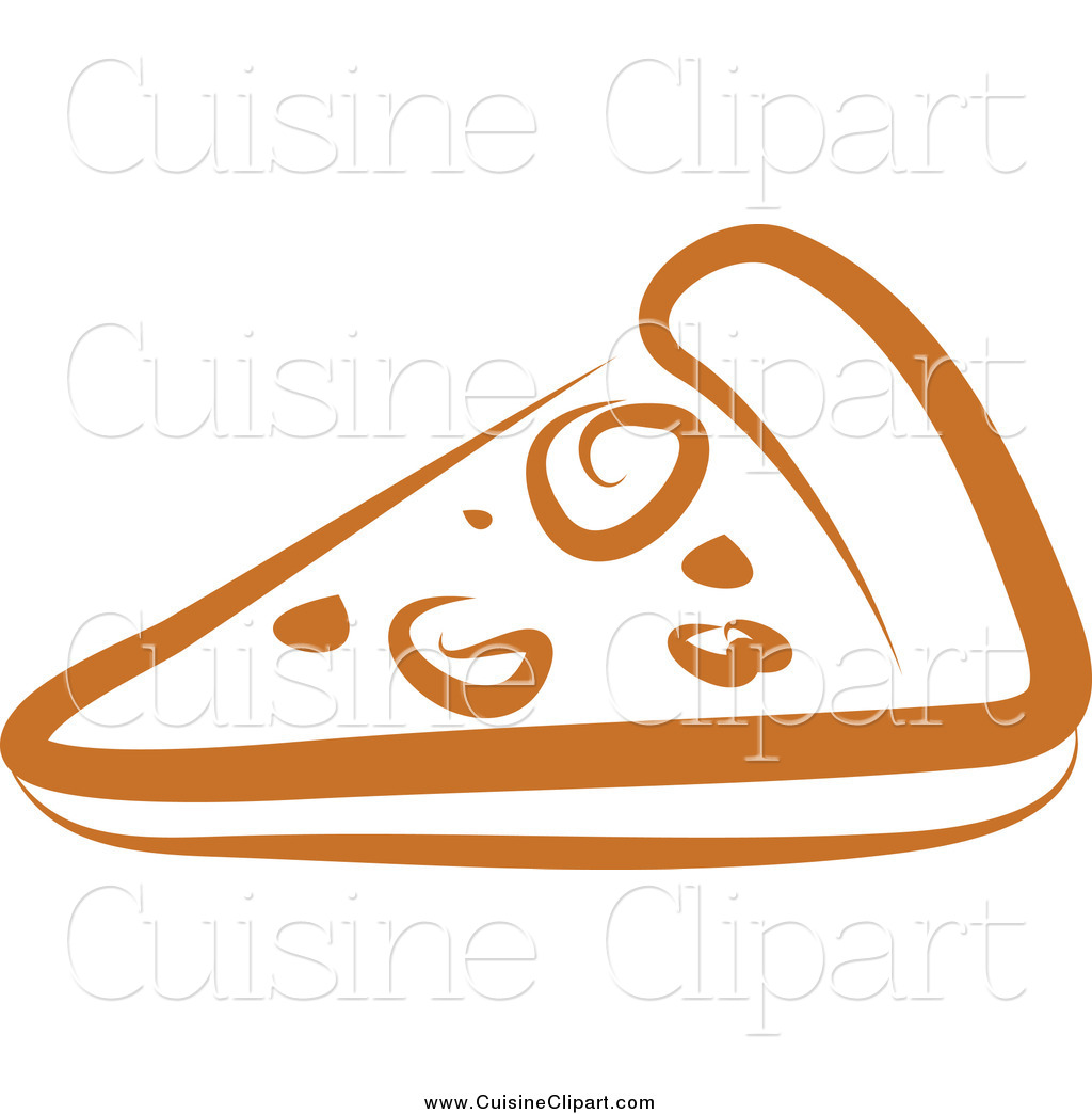 Cuisine Clipart Of A Pizza Slice By Prawny    1800