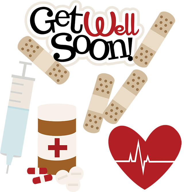 Doctor Svg Files Nurse Svg Files Sick Day Svg Cute Clip Art Free Svgs