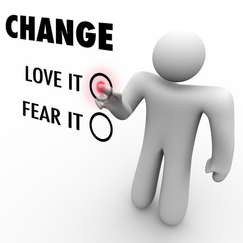 Eliminate Worry   Fear About Change The Future And The Unknown