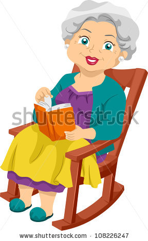 Grandmother Knitting Clipart   Clipart Panda   Free Clipart Images
