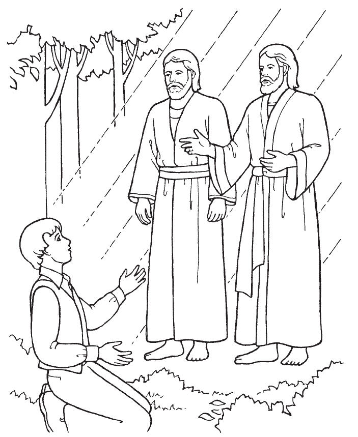 Lds Clipart Joseph Smith