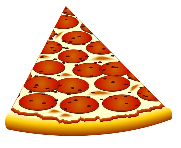 Pizza Slice Clipart - Clipart Suggest
