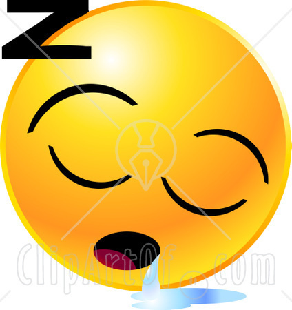 Sleeping Emoji Clipart - Clipart Kid