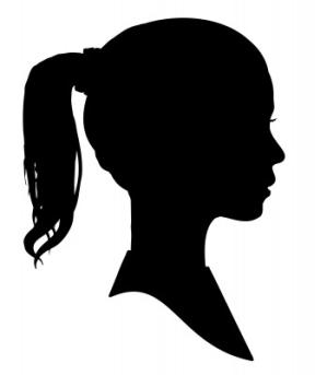 Creative Activities For Kids   Making A Profile Silhouette