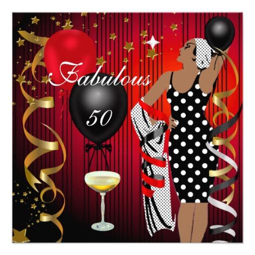 50 Fabulous Graphic: Fabulous 50 Lady Clipart