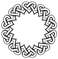 Color Celtic Knot Clipart - Clipart Kid