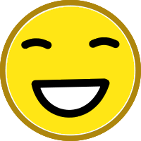 Laughing Face Clip Art  1