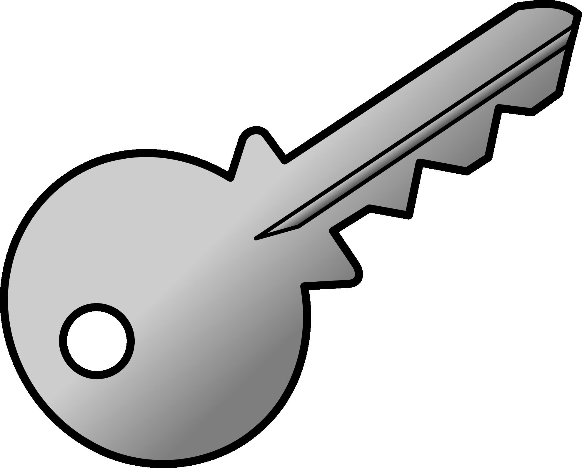 cartoon key clipart clipart kid