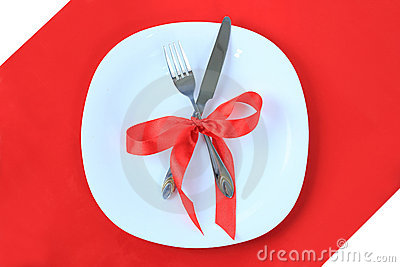More Similar Stock Images Of   Table Laid For Valentine S Dinner