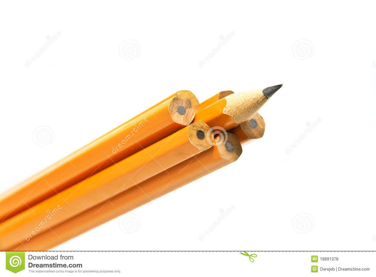 Pencil Clipart  Not Sharp Pencil Clipart  Unsharpened Pencil Clipart