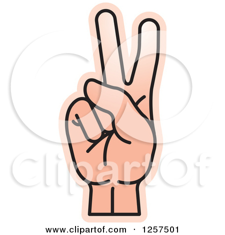Royalty Free  Rf  Sign Language Clipart   Illustrations  1