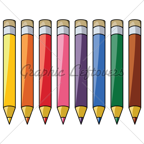 Sharp Pencil Clipart