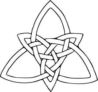 Color Celtic Knot Clipart - Clipart Kid