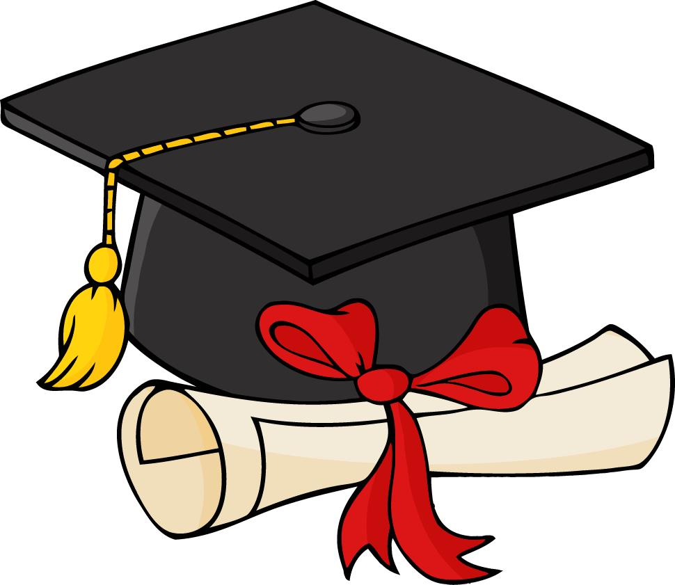 15 Graduation Cap And Diploma Free Cliparts That You Can Download To