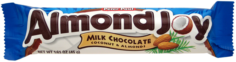 Almond Joy Chocolate Candy Bar    1 19 Late Night Food Delivery In
