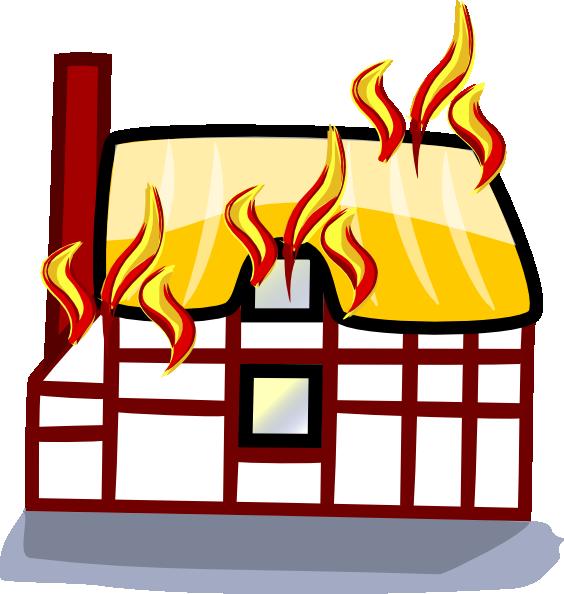 House Fire Insurance Clip Art At Clker Com   Vector Clip Art Online