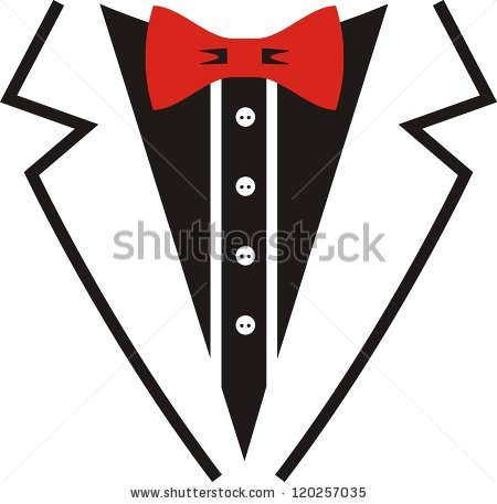 Tuxedo 20clipart   Clipart Panda   Free Clipart Images