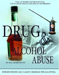 Alcohol Abuse  Gallup Major Trends And Events   Hardc    Cover Art
