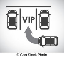 And Stock Art  53866 Parking Illustration And Vector Eps Clipart
