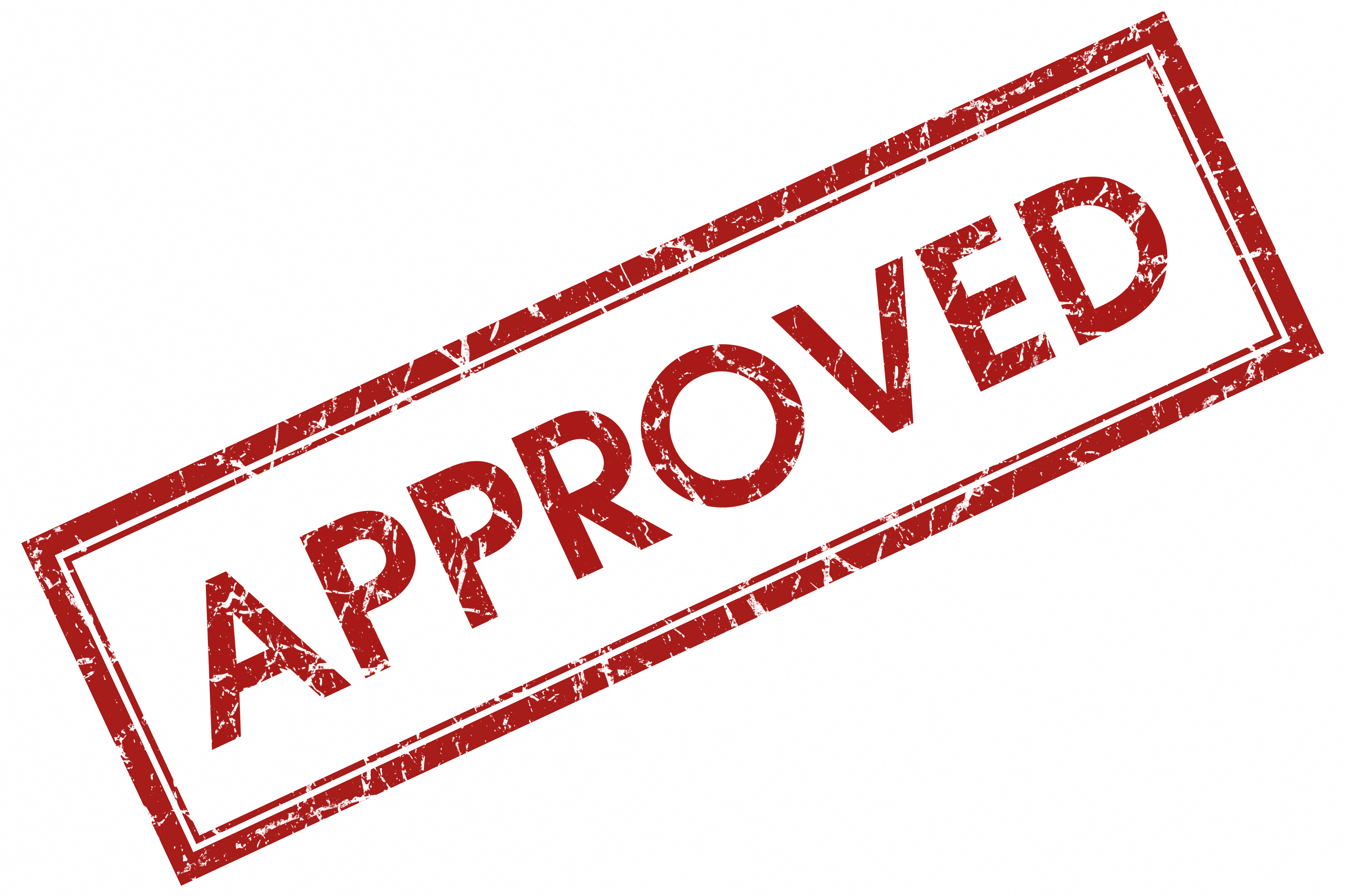 You Re Approved Clipart Clipart Suggest
