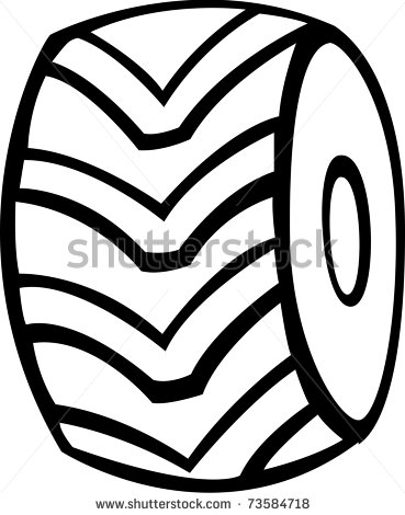 Monster Truck Tire Clipart - Clipart Kid