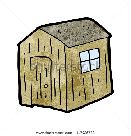 Stock Images Similar To Id 77873356   Garden Shed Cartoon