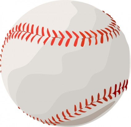 Baseball Clip Art Free Vector In Open Office Drawing Svg    Svg