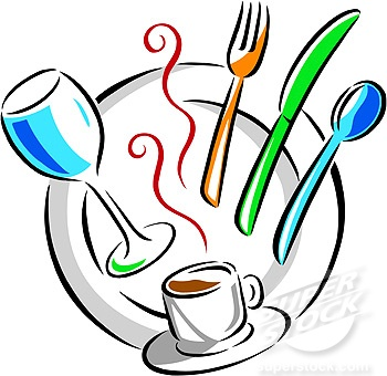 Luncheon Clip Art   Clip Art Graphics   Pinterest