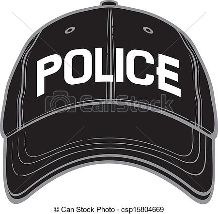 Police Officer Hat Clip Art Police Baseball Cap Clip Art